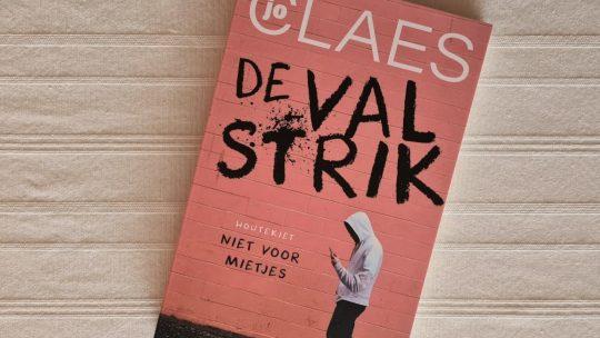 """Jeugdboek 'De valstrik' van Jo Claes is """"niet voor mietjes"""""""