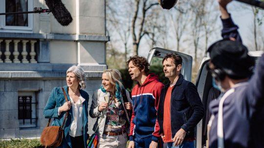 Opnames van 'W817'-film '8eraf!' van start