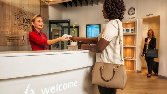 Brussels Airlines heropent lounges op Brussels Airport