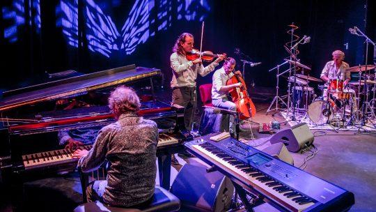 'Classissimo' zorgt voor een explosie van kleurrijke, eclectische en multiculturele muziek