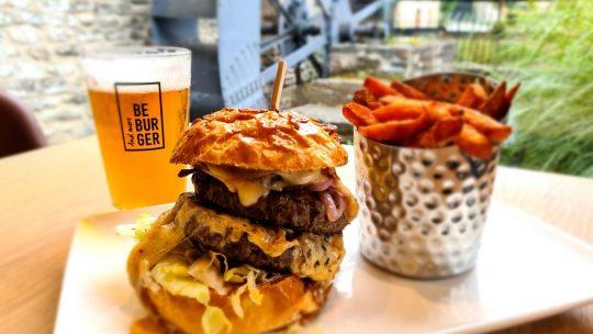Be Burger: kwaliteitsvolle hamburgers met een eigen twist