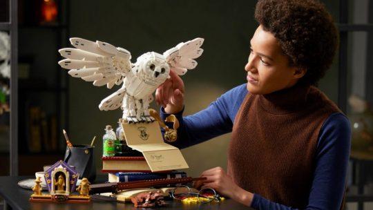 Lego viert 20 jaar Harry Potter met unieke verzamelset
