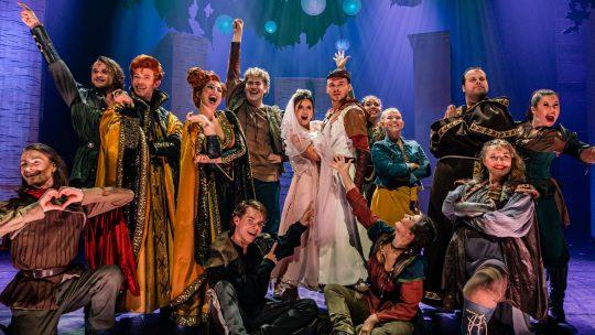 Deep Bridge bewijst met 'Robin Hood & Ik' dat moderne sprookjes bestaan
